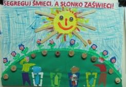 """Teatr """"Akada"""" pt. """"Ekozdzisław i jego dobre rady na odpady"""". @ Przedszkole Samorządowe Nr 2 Pod Słonkiem   Białystok   podlaskie   Polska"""